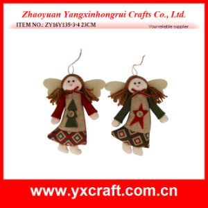 Christmas Decoration (ZY16Y135-3-4 23CM) Christmas Life Size Angel Statue pictures & photos