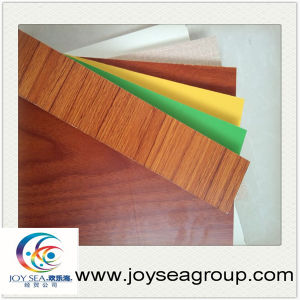 Double Side Woodgrain High Gloss Melamine MDF pictures & photos