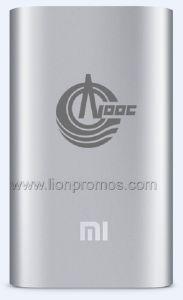 Custom Logo Laser Engraved Original 5200mAh Power Bank pictures & photos