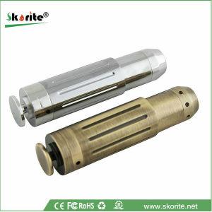 Telescope Full Mechanical Mod Brass Stainless Electronic Cigarette 2014