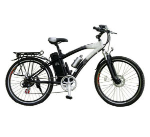 250W Brushless Motor Mountain E-Bike E-Bicycle with Water Bottle on Frame pictures & photos