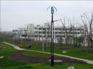 Solar Wind Powered LED Street Lights for Street Garden Square Parking Lot