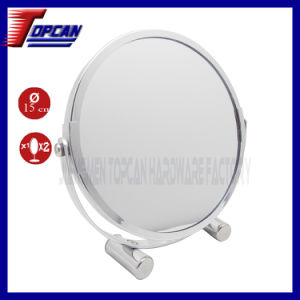 Double Side Small Table Makeup Mirror