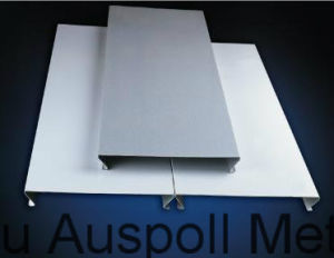 Wend-Proof Aluminum Decoration Linear Ceiling Panel Applys to Airport pictures & photos