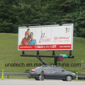 Outdoor Advertising Triple Billboard Rotating Light Box Banner Sticker pictures & photos