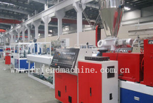New Type PVC Plastic Pipe Production Line/Pipe Extrusion Line/Pipe Making Machine pictures & photos