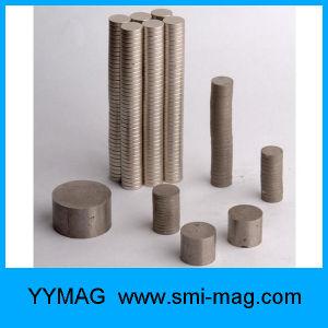 High Performance Cylinder SmCo Magnet Samarium Cobalt for Motors pictures & photos