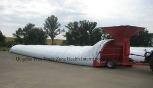Bunker Silage Cover, White/Black Silo Sheet pictures & photos
