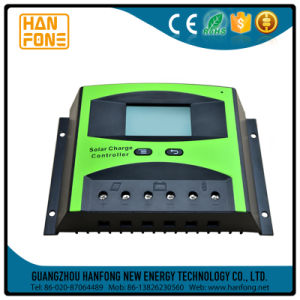 Charger Solar System PWM 12V/24V 50A Solar Charger Controller pictures & photos