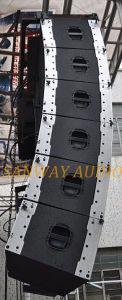"""La312 Three Way Tri-Amped Dual 12"""" Line Array pictures & photos"""