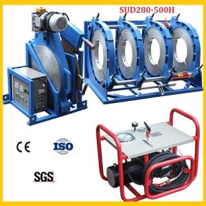 ISO, Ce, SGS Certification with Hydraulic HDPE Welding Equipment (280-500mm) pictures & photos