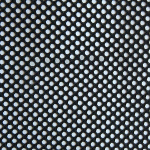 Black Polyester Nylon Hot Sale Mesh Fabric (M1003) pictures & photos