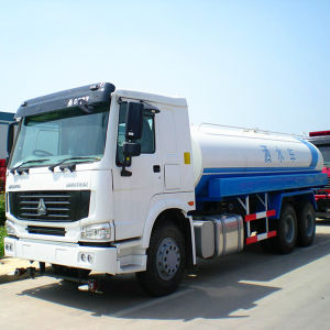 Sinotruck HOWO 6X4 20m3 Water Truck (JYJ5254GSSC) pictures & photos