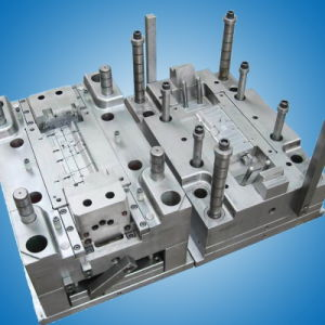 Precision Injection Molding Plastic Moulds pictures & photos