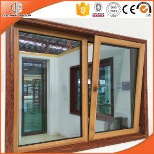 German Origin Brand Hardware Hoppe Aluminum Clad Solid Pine Wood Tilt & Turn Window Casement Window pictures & photos