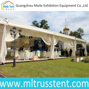 Waterproof Canvas Permanent Aluminum Wedding Party Marquee Tent pictures & photos