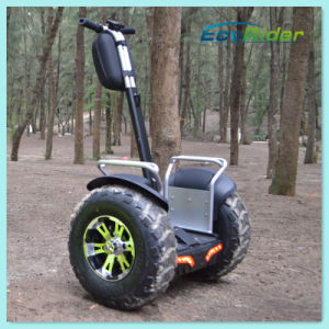 72V 4000watt Two Wheel Electric Scooter for Adults APP Function Chariot pictures & photos