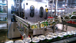 CSD Canning Line pictures & photos
