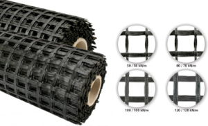 Fiberglass Geogrid with Ce Certificate pictures & photos