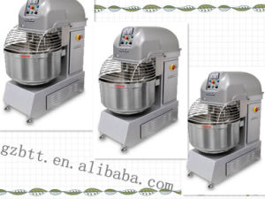 Stainless Steel Bread Dough Spiral Mixing Machine