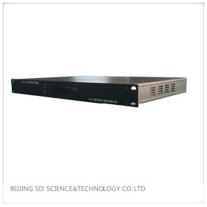 Timing&Synchronization Systems/Net Work Time Server with Accepting GPS, Bds Timing Signal pictures & photos