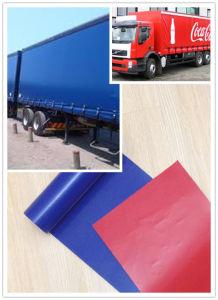 PVC Coated Truck Tarpaulin Fabric 20905W2