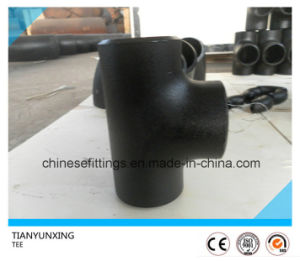 A234 Wpb Bw Carbon Steel Seamless Pipe Tee pictures & photos