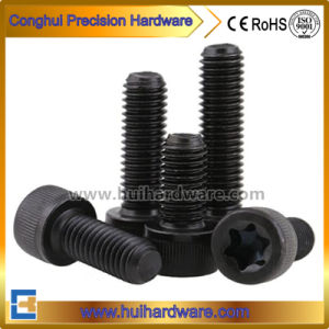 Grade 12.9 Knurled Torx Cap Head Machine Screws M3-M12 pictures & photos