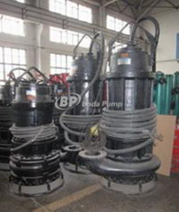 Qzj Submersible Slurry Pump pictures & photos