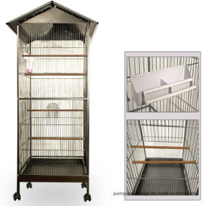 Top Quality China Supplier Wholesale Large Parrot Aviary pictures & photos