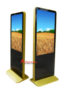TFT 50-Inch LCD Digital Stand, Digital Signage Monitor, Wholesale Big Promotion Kiosk Stand pictures & photos