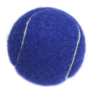 Blue Promotion Tennis Ball pictures & photos
