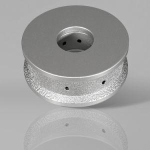 CNC Profile Wheel-Vacuum Brazed Diamond Profile Wheel pictures & photos