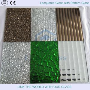 3-6mm Back-Paint Glass, Lacquered Glass, Colored Paint Glass, Back Splash Glass pictures & photos