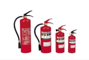 ABC Dry Chemical Fire Extinguisher pictures & photos