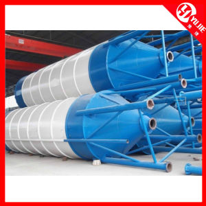 1000 Ton Cement Silo for Sale, Bulk Cement Silo Trailers pictures & photos