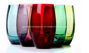 Various Colors Oftumbler Glass Cup (B-C009) pictures & photos