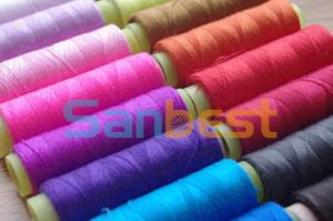 Colorful Sewing Thread & Embroidery Thread on Small Reels pictures & photos