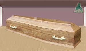 Paulownia 200cm*62-67cm*40-45cm Coffin (D-B-621)