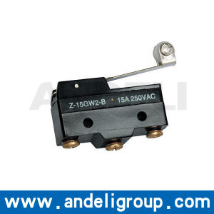 Push Button Micro Switch Kw3a (AZ/LXW) pictures & photos