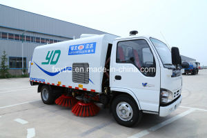 (CXY5063TSLG4) Road Sweeping Cleaning Sanitaion Truck