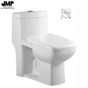 2191 Cupc Sanitary Ware Dual Flush Wc Bathroom Siphonic One Piece Ceramic Toilet pictures & photos