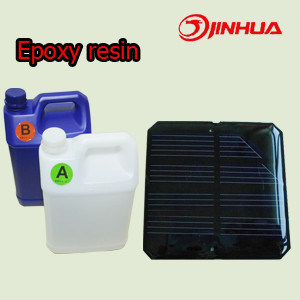High Temperature Resistance Solar Panel Epoxy Resin pictures & photos