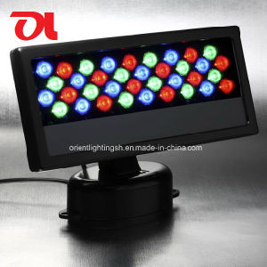 LED 40W RGB Rotary Base Wall Washer Floodlight Wallwasher pictures & photos