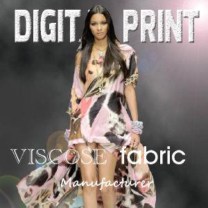Digital Print Viscose, Voile Scraves (m102) pictures & photos