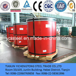 First Mill First Quality PPGI Prepainted Steel Coil pictures & photos