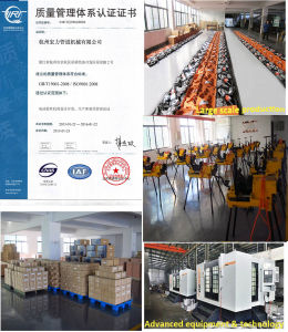 "High Quality Electric Pipe Threading Machine for Pipe/2"" (SQ50E) pictures & photos"