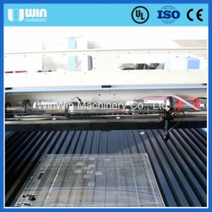 CO2 Laser Cutting Machine for Paper, Cardboard, Rubber, Gasket, Stencil pictures & photos