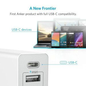Newest Type-C USB Quick Charger 5V/8.0A pictures & photos