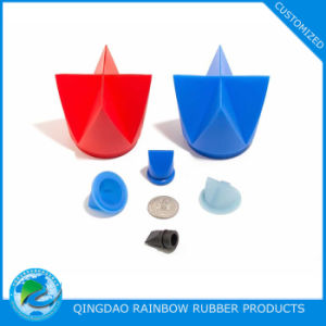 Molding Colorful Silicone Rubber Product